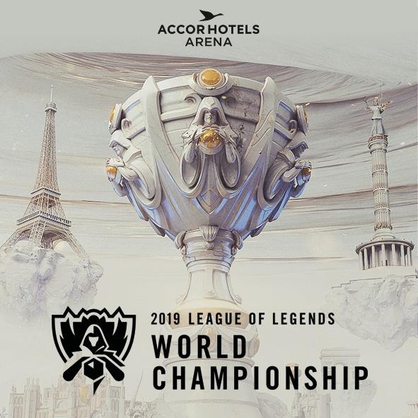 League of Legends World Championship Finals